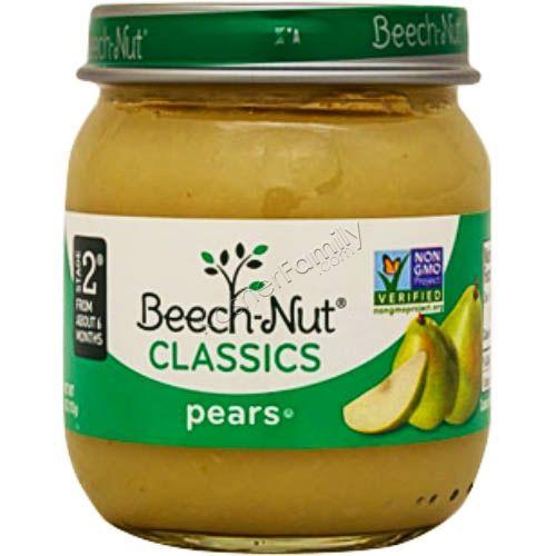 Beechnut Pears (10 X 4 Oz)