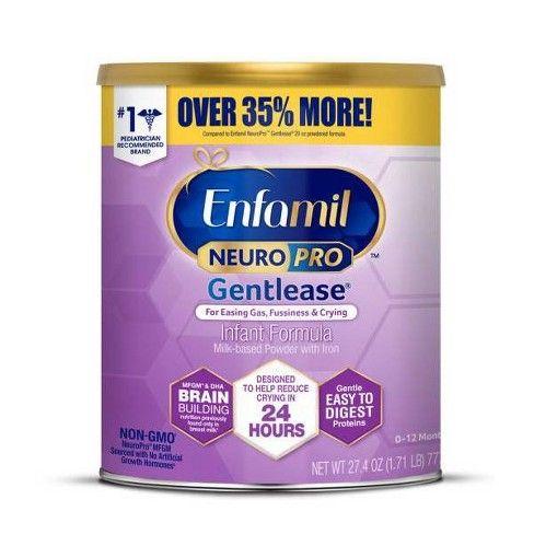 Enfamil Neuropro Gentlease Powder (27.4 Oz)