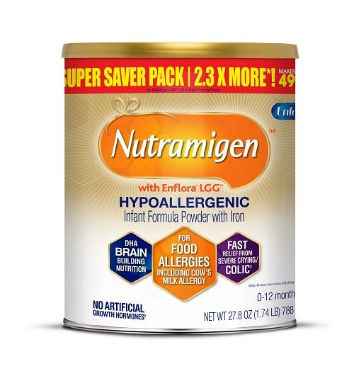 Enfamil Nutramigen Powder (27.8 Oz)