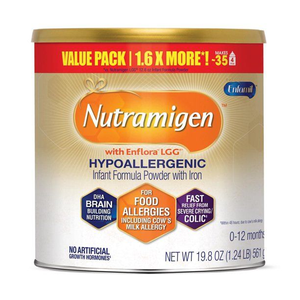 Enfamil Nutramigen Powder (19.8 Oz)