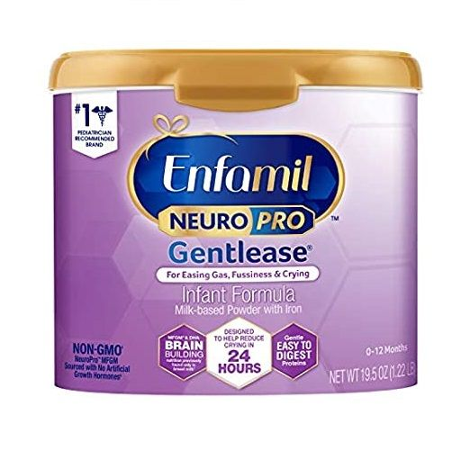 Enfamil Neuropro Gentlease Powder (20 Oz)