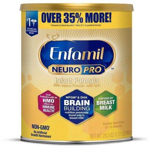 Enfamil Neuropro Infant Powder (28.3 Oz)