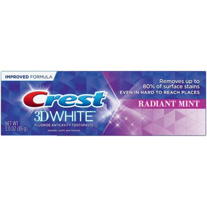 Crest 3D White Radiant Mint (3 Oz)