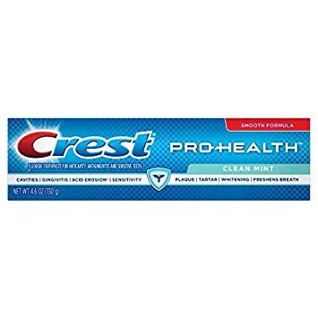 Crest Pro-Health Clean Mint (4.6 Oz)
