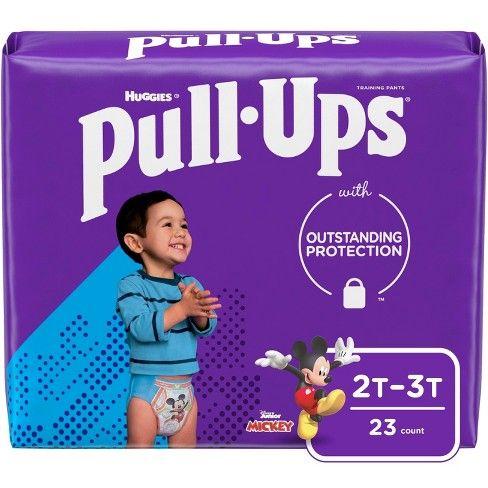 Huggies Pull Ups Boys  2T-3T