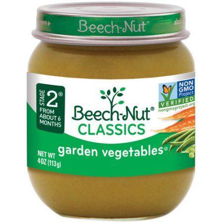 Beechnut Garden Vegetables (10 X 4 Oz)