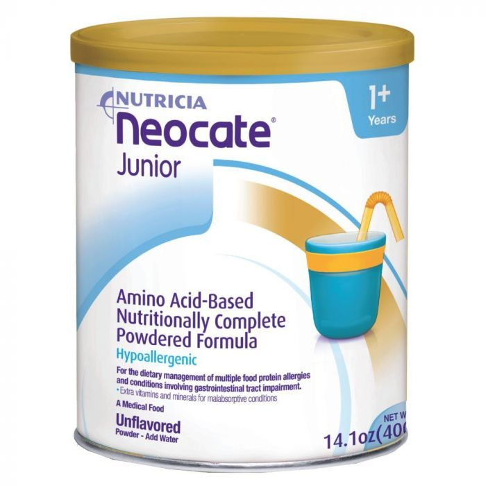Neocate Jr Unflavored Powder (14.1 Oz)