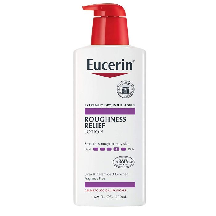 Eucerin Roughness Relief Lotion Pump (16.9 Oz)