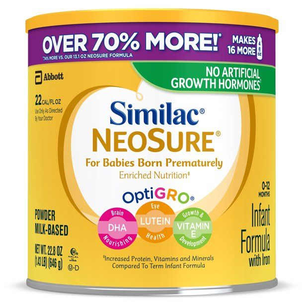 Similac Neosure Powder (22.8 Oz)