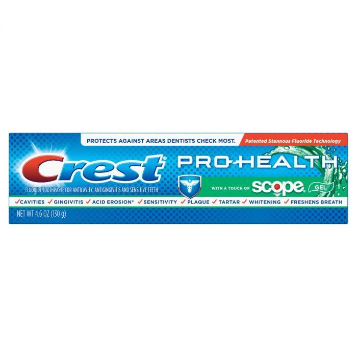 Crest Pro-Health W/ Scope Gel (4.6 Oz)