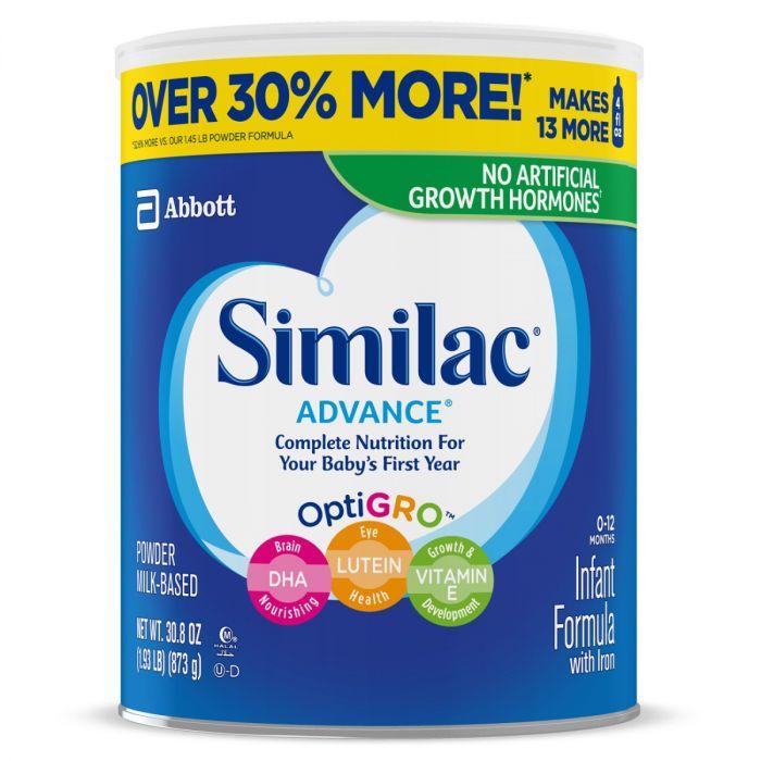 Similac Advance Powder (1.93 Lb)