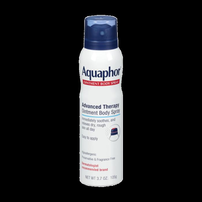 Aquaphor Advance Hypoallergenic Body Spray (3.7 Oz)