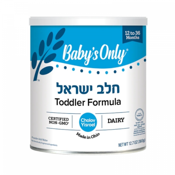 Babys Only Dairy Formula (12.7 Oz)