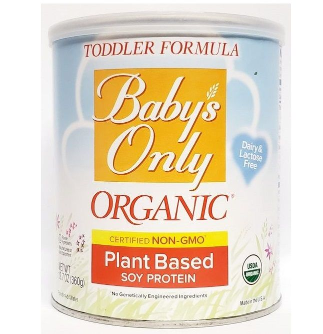 Babys Only Organic Soy (12.7 Oz)