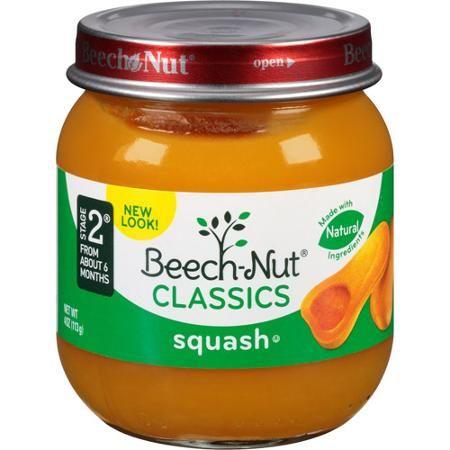 Beechnut Squash (10 X 4 Oz)