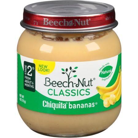 Beechnut Banana (10 X 4 Oz)