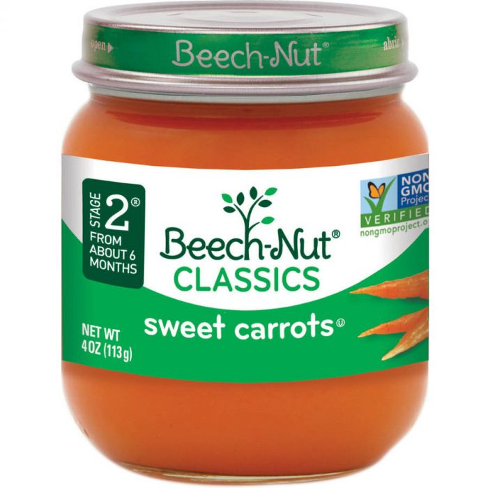 Beechnut Carrots (10 X 4 Oz)