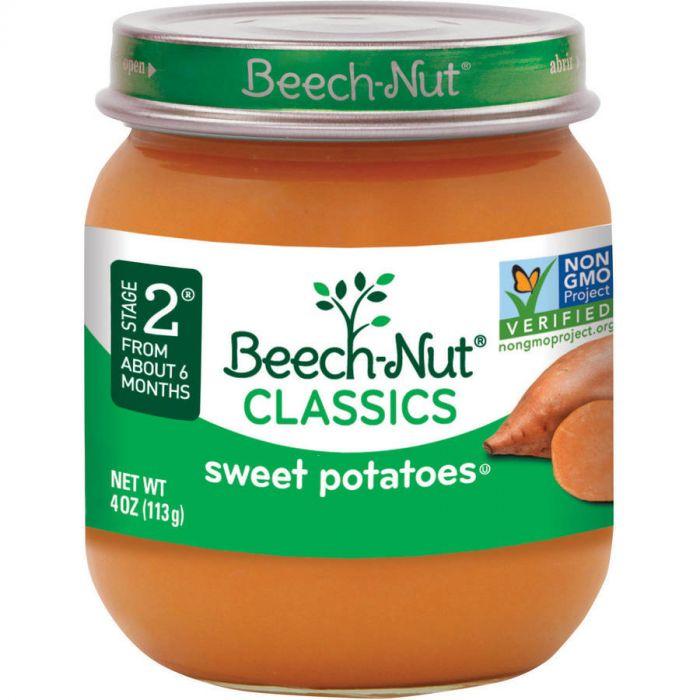 Beechnut Sweet Potatoes  (10 X 4 Oz)