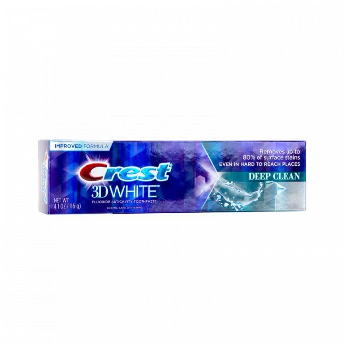 Crest 3D White Deep Clean (4.1 Oz)