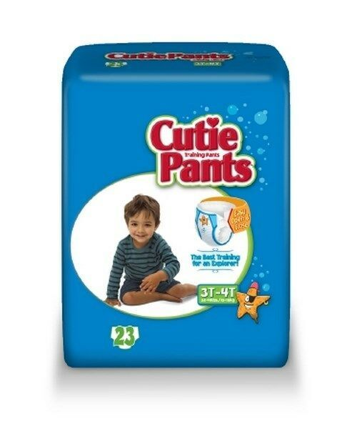 Cuties Pants 3T-4T Boys (23 Ct)