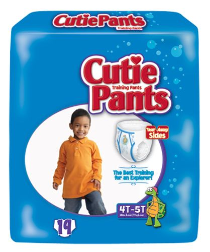 Cuties Pants 4T-5T Boys (19 Ct)