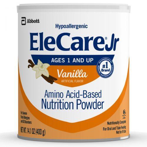 Elecare Jr Vanilla  Powder (14.1 Oz)