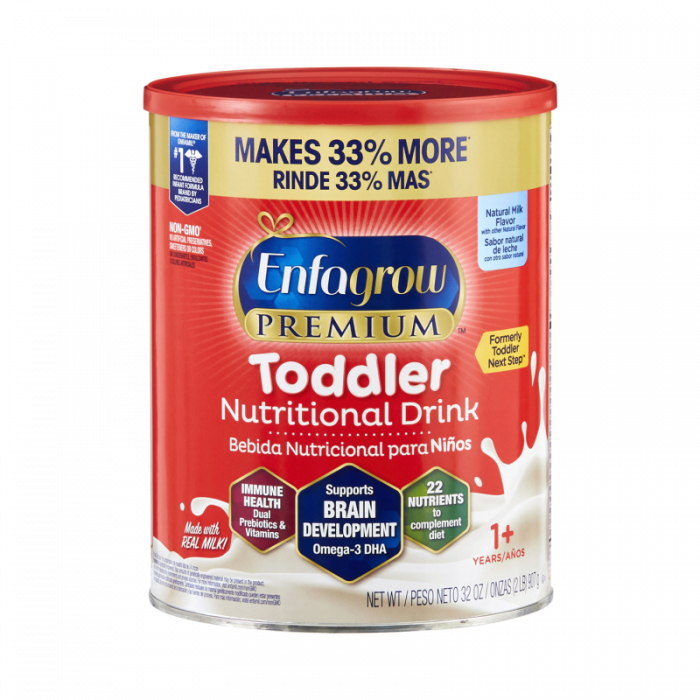 Enfagrow Toddler 1+ Powder (32 Oz)