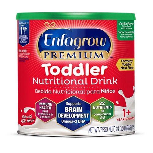 Enfagrow Toddler Next Step #3 Vanilla Powder (24 Oz)