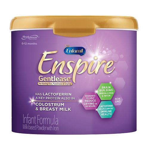 Enfamil Gentlease Enspire Powder (20 Oz)