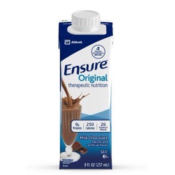Ensure Original Milk Chocolate (24 X 8 Oz)