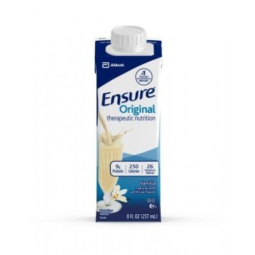 Ensure Original Vanilla (24 X 8 Oz)