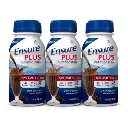 Ensure Plus Dark Chocolate 8 Oz (4 X 6 Pack)