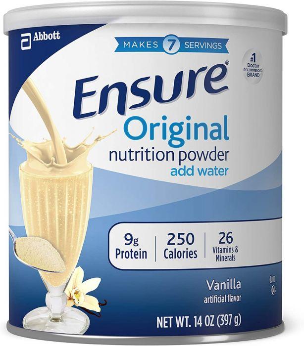 Ensure Original Vanilla Powder (14 Oz)