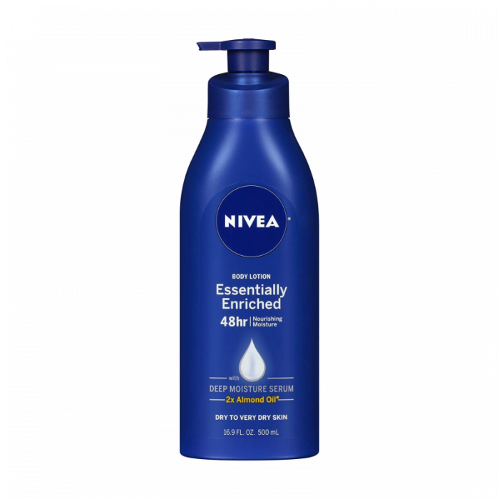 Nivea Body Lotion Essentially Enriched Dry to Very Dry Skin (16.9 Oz)