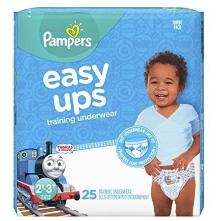 Pampers Easy Up 2T-3T Boys