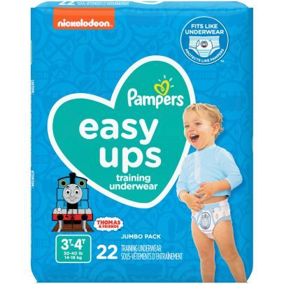Pampers Easy Ups 3T-4T Boys
