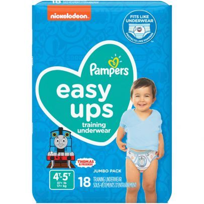 Pampers Easy Ups 4T-5T Boys