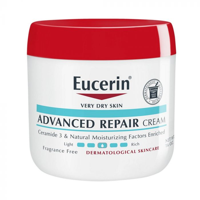 Eucerin Advanced Repair Cream (16 Oz)