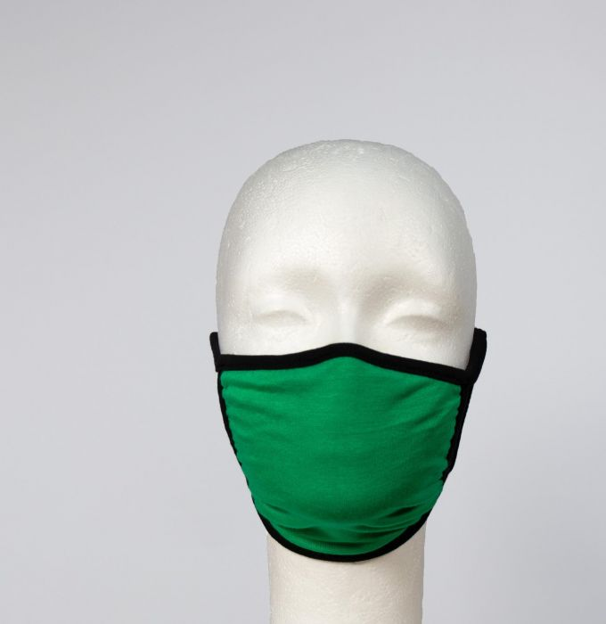 Kids Cotton Face Mask (Assorted Colors)