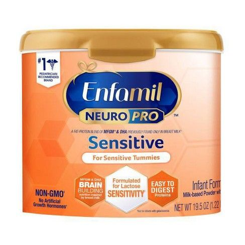 Enfamil Neuropro Sensitive (19.5 Oz)
