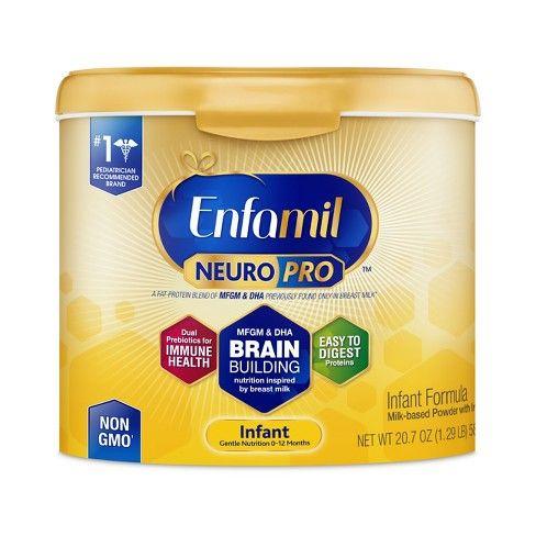 Enfamil Neuropro Infant Powder (20.7 Oz)