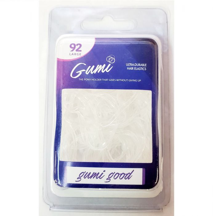 Gumi Hair Elastics (92 Ct) Large