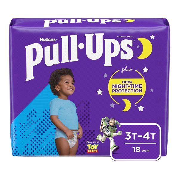Huggies Pull Ups Boys 3T-4T