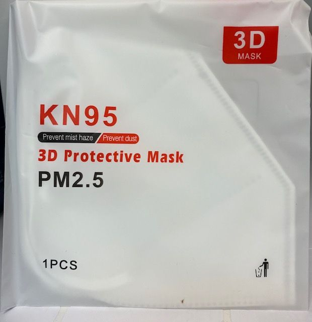 KN95 3D Protective Mask