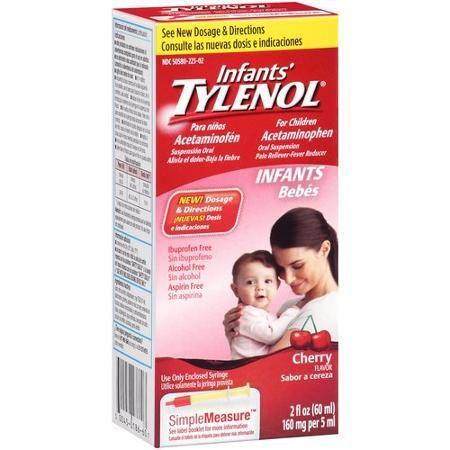Tylenol Infant Cherry (2 Oz)