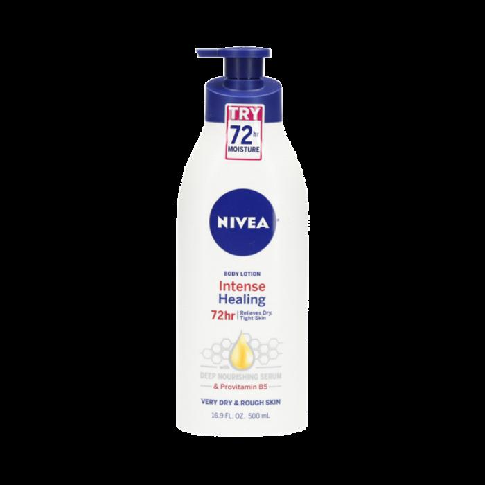 Nivea Intense Healing Body Lotion (16.9 Oz)