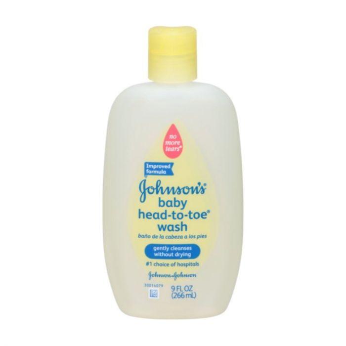 Johnson's Head to Toe Baby Wash (9 Oz)