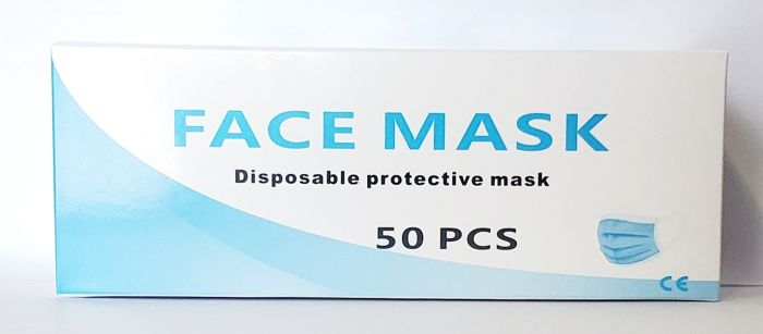Face Mask (50 Ct)