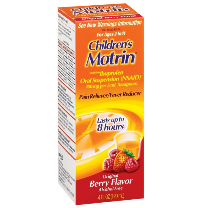 Motrin Children Berry (4 oz)