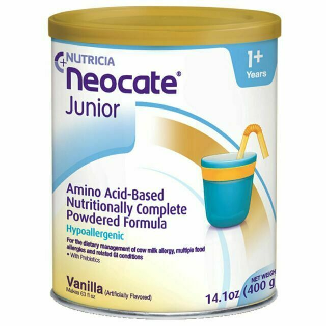 Neocate Jr Vanilla  Powder (14.1 Oz)